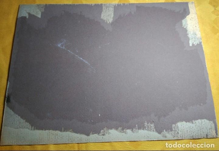 Fotografía antigua: Fotografía firmada a mano por - Vista catedral de Santiago - Ksado. Buen tamaño 38'5 x 29 cm. - Foto 5 - 142823078