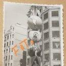 Fotografía antigua: ANTIGUA FOTOGRAFÍA. FALLA JESÚS SAN FRANCISCO DE BORJA. FALLAS DE VALENCIA. FOTO AÑOS 50.. Lote 143097898