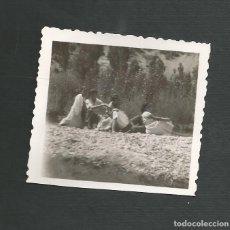 Fotografía antigua: ANTIGUA FOTOGRAFIA - COCA - SEGOVIA - AÑOS CINCUENTA. Lote 143125102
