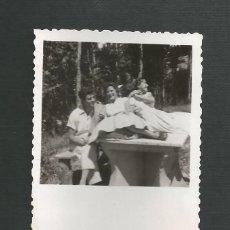 Fotografía antigua: ANTIGUA FOTOGRAFIA - COCA - SEGOVIA - AÑOS CINCUENTA. Lote 143125182