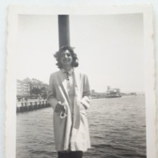 Fotografía antigua: SANTANDER. 1944. Lote 143369514