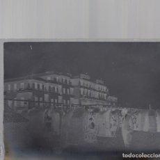 Fotografía antigua: CÁDIZ. HOTEL PLAYA.AÑOS 20-30. NEGATIVO DE FOTOGRAFIA EN CELULOIDE.12,5 X 9 CTMS.. Lote 143693338