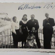 Fotografía antigua: VALLVIDRERA. 1944. Lote 144585150