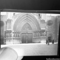Fotografía antigua: LOTE DE 12 NEGATIVOS DE CELULOIDES DE LOS AÑOS 30 BARCELONA. LOTE 2. Lote 144962332