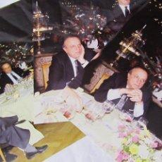 Fotografía antigua: 3 FOTOGRAFÍAS DE MANUEL FRAGA FOTO M. POVEDANO. Lote 145291842