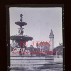 Fotografía antigua: VALENCIA - PALACIO DE RIPALDA - NEGATIVO EN CELULOIDE - AÑOS 1940-50. Lote 145472522