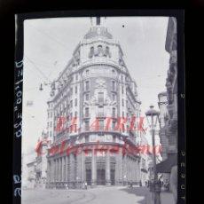 Fotografía antigua: VALENCIA - CALLE DE LAS BARCAS - NEGATIVO EN CELULOIDE - AÑOS 1940-50. Lote 145473510