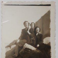 Fotografía antigua: CÁDIZ. GRUPO DE MUJERES. 1949. Lote 146040294