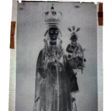Fotografía antigua - OLIVA DE LA FRONTERA BADAJOZ ANTIGUO CLICHÉ DE NTRA SRA DE GRACIA NEGATIVO EN CRISTAL - 146231886