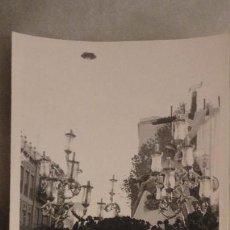 Fotografía antigua: ANTIGUA FOTOGRAFIA.CRISTO MISERICORDIA.VIRGEN DE LA PIEDAD.SEVILLA AÑOS 60. Lote 146287390