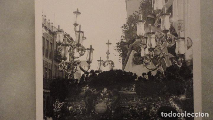 Fotografía antigua: ANTIGUA FOTOGRAFIA.CRISTO MISERICORDIA.VIRGEN DE LA PIEDAD.SEVILLA AÑOS 60 - Foto 2 - 146287390