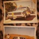 Fotografía antigua: LOTE 2 FOTOGRAFÍAS COCHE ANTIGUO, EN AUSTRALIA. ONKAPARINGA. Lote 146693858