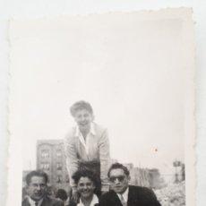 Fotografía antigua: GIJÓN. 1944. Lote 147002528