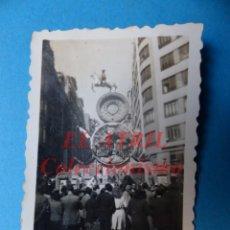 Fotografía antigua: VALENCIA - FALLAS - FOTOGRAFICA - AÑO 1944. Lote 147309262