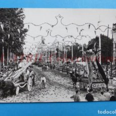 Fotografía antigua: VALENCIA - BATALLA DE FLORES, FERIA DE JULIO - FOTOGRAFICA - AÑOS 1940-50. Lote 147492446