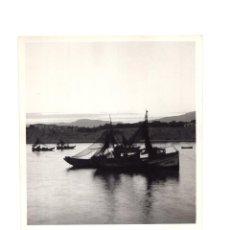 Fotografía antigua: FOTOGRAFÍA.- VILLAJOYOSA. ALICANTE.-1956.- 11,5 X 15,5 CM. Lote 147589786