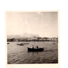 Fotografía antigua: FOTOGRAFÍA.- ALTEA. ALICANTE.-1956.- 11,5 X 15,5 CM. Lote 147590026