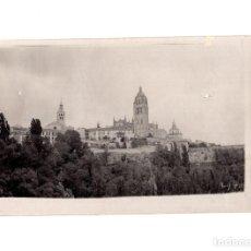Fotografía antigua: SEGOVIA.- LA CATEDRAL.. Lote 147613986