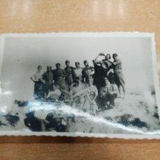 Fotografía antigua: FOTO GUERRA CIVIL,MILICIANOS.ORIGINAL.. Lote 148067382