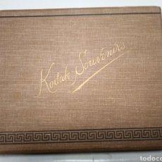 Fotografía antigua: KODAK SOUVENIRS. ALBUM KODAK CON 95 FOTOS.. Lote 148163978