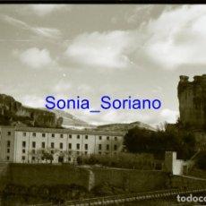 Fotografía antigua: CUENCA - NEGATIVO EN CELULOIDE 35 MM. AÑO 1967. Lote 148200302