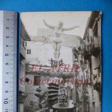 Fotografía antigua: VALENCIA - FALLAS - FOTOGRAFICA - AÑOS 1930-40. Lote 148820446