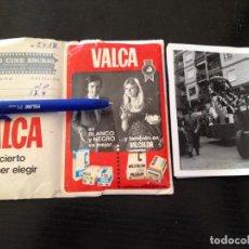 Photographie ancienne: CARPETA VACA CON 21 FOTOGRAFIAS GALLATAS DE LA MAGDALENA CASTELLON. Lote 149465218