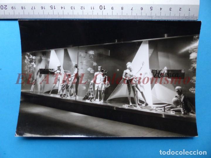 Fotografía antigua: VALENCIA - 12 FOTOGRAFIAS DE LOS ESCAPARATES EL CORTE INGLES - Año 1971 - FINEZAS Y LOPEZ-VIVAS - Foto 6 - 149849306