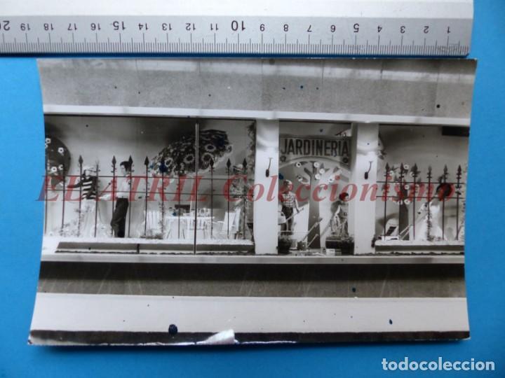 Fotografía antigua: VALENCIA - 12 FOTOGRAFIAS DE LOS ESCAPARATES EL CORTE INGLES - Año 1971 - FINEZAS Y LOPEZ-VIVAS - Foto 8 - 149849306