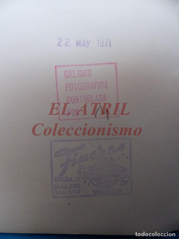 Fotografía antigua: VALENCIA - 12 FOTOGRAFIAS DE LOS ESCAPARATES EL CORTE INGLES - Año 1971 - FINEZAS Y LOPEZ-VIVAS - Foto 14 - 149849306