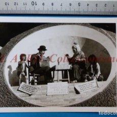 Fotografía antigua: VALENCIA - FALLAS, PLAZA DEL CAUDILLO - FOTOGRAFICA - AÑO 1965. Lote 149947634
