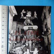 Fotografía antigua: VALENCIA - FALLAS, NA JORDANA - FOTOGRAFICA - AÑO 1967. Lote 149950054