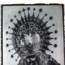 Fotografía antigua: SEVILLA ESPERANZA DE TRIANA ANTIGUO CLICHÉ NEGATIVO EN CRISTAL. Lote 150500118