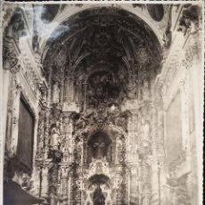 Fotografía antigua: SEVILLA, IGLESIA DE LA MAGDALENA. FOTO ALBARRÁN, AÑOS 50.. Lote 151007158