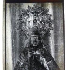 Fotografía antigua: CÁCERES NTRA SRA DE GUADALUPE ANTIGUO CLICHÉ NEGATIVO EN CRISTAL. Lote 151334102
