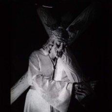 Fotografía antigua: HUELVA ANTIGUO CHICLÉ DE NUESTRO PADRE JESÚS DE LA PASIÓN NEGATIVO EN CRISTAL. Lote 151499054