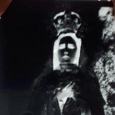Fotografía antigua: ANTIGUO CLICHÉ DE NUESTRA SEÑORA DE LA PIEDAD LA CORONADA BADAJOZ NEGATIVO EN CRISTAL. Lote 151551118