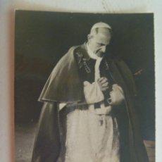 Fotografía antigua: FOTO ORIGINAL DE S.S. EL PAPA PABLO VI , ROMA. Lote 151669414