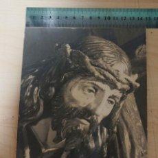 Fotografía antigua: ANTIGUA IMAGEN DE JESUS DE LAS TRES CAIDAS DE ARCOS DE LA FRONTERA, CADIZ. Lote 151888950