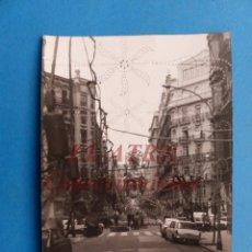 Fotografía antigua: VALENCIA - FALLAS - FOTOGRAFICA - AÑOS 1970. Lote 152266278