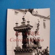 Fotografía antigua: VALENCIA - FALLAS - FOTOGRAFICA - AÑOS 1970. Lote 152266882
