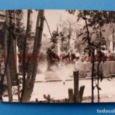 Fotografía antigua: VALENCIA - FALLAS - FOTOGRAFICA - AÑOS 1970. Lote 152267710