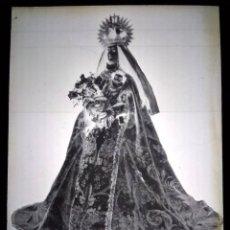 Fotografía antigua: FUENTE DEL ARCO BADAJOZ ANTIGUO CLICHÉ DE NUESTRA SEÑORA DEL ARA NEGATIVO EN CRISTAL. Lote 152450974