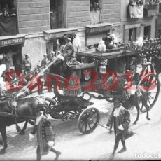 Fotografía antigua: MADRID 1919 - NEGATIVO DE CRISTAL - FOTOGRAFIA ANTIGUA. Lote 153049418
