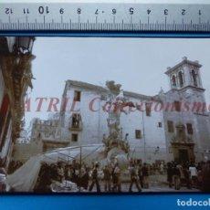 Fotografía antigua: VALENCIA - FALLAS - FOTOGRAFICA - AÑOS 1970. Lote 153192370
