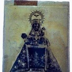 Fotografía antigua: COVADONGA ASTURIAS ANTIGUO CLICHÉ NEGATIVO EN CRISTAL. Lote 153743258