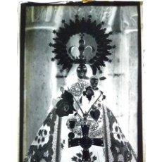 Fotografía antigua: LUGAS ASTURIAS ANTIGUO CLICHÉ NEGATIVO EN CRISTAL. Lote 153743742