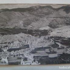 Fotografía antigua: FOTO AEREA DE CARAVACA , MURCIA . 13 X 18 CM. Lote 154202274