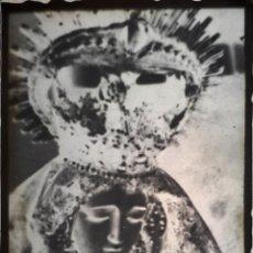 Fotografía antigua - ANTIGUO CLICHÉ DE NUESTRA SEÑORA DE LOS DOLORES OLIVA DE LA FRONTERA BADAJOZ NEGATIVO EN CRISTAL - 154457778