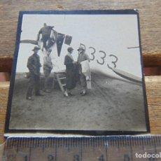 Fotografía antigua: FOTO FOTOGRAFIA AVION 1925 AEROPLANO. Lote 155615806